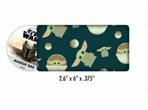 Baby Yoda Bag Star Wars Mandalorian Makeup, Coin, Gift Bag