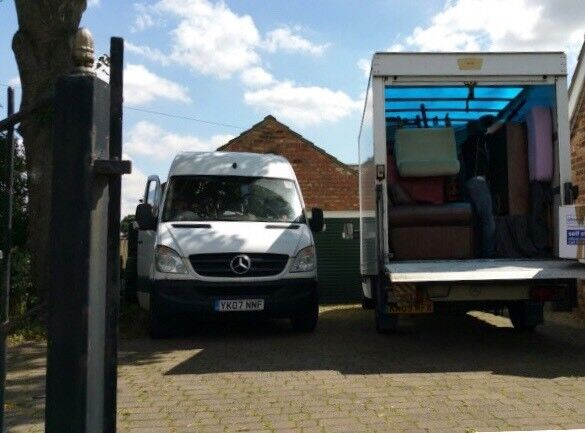 c053e9b14b ALL LONDON   UK MOVING - MAN   VAN HOUSE REMOVALS LUTON TRUCK HIRE SOFA BED  FRIDGE DELIVERY. Woodford Green
