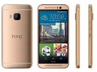 HTC M9 ONE UNLOCKED BRAND NEW CONDITION COMES WITH WARRANTY & ALL ACCESSORIES