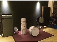 PRO REHEARSAL STUDIOS IN SOUTH MANCHESTER