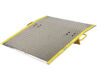 DOCK PLATE AND DOCK BOARDS LOWEST PRICE $ 165