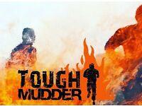 Tough mudder Yorkshire full marathon run ticket