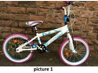 kid's bike's , like brand new Condition , Delivery , Collection , bike mountain bike , bmx