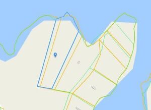 Lot for Sale on Rideau Lake
