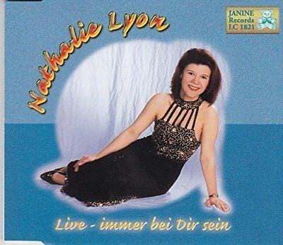 Lyon Single (Nathalie Lyon | Single-CD | Live-immer bei dir sein (1998))