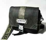 Mens Leather Waist Bag