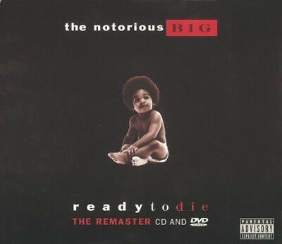 Ready To Die - Notorious B.I.G. (CD Used Like New) Explicit Version