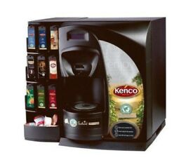 4.0 out of 5 stars 1 Reviews Kenco Coffee Machine Singles Capsule System 30 Cup Tank Capacity