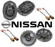 Nissan Titan Speakers