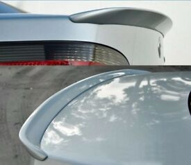 NEW Spoiler For E60 5 Series Saloon Rear Boot Trunk Wing Sport Trim 03 - 09 ABS PP QUALITY