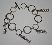 Silver Charm Braclet