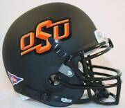 Oklahoma State Helmet