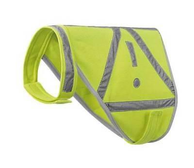 Sicherheitsweste für Hunde von Hunter, reflektierend, Nylon, Haustierbedarf (Nylon Sicherheits-weste)