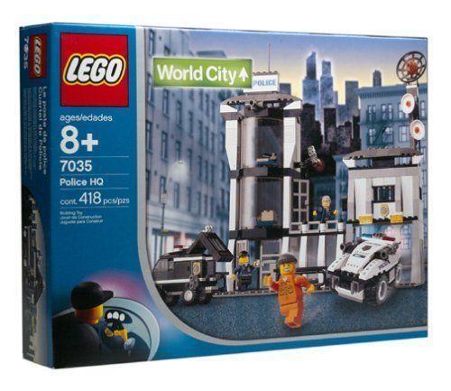 Lego World City Ebay