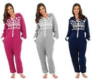 Ladies All in One Sleepsuit