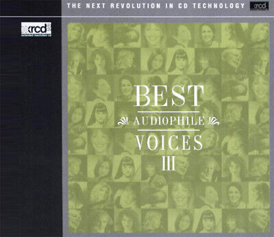 BEST AUDIOPHILE VOICES III - (Best Audiophile Voices Iii)