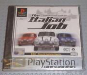 The Italian Job PS1