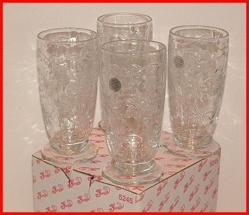 Princess house fantasia tumblers ebay for Princess housse