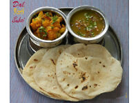 Indian Food Tiffin with Delivery Service
