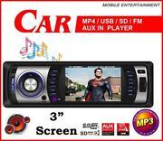 Car Stereo Aux