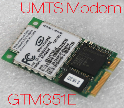 как выглядит Umts Gprs Modem Wireless Network GTM351 For Panasonic Cf 18 Newware Boxed фото