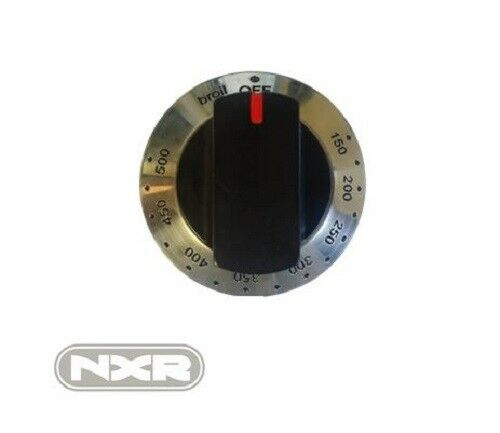 Oven Control Knob for NXR Entree Professional Style Gas Rang