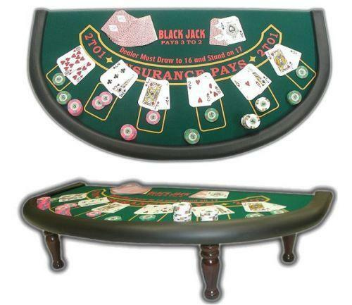 Craps table kit from handyman casino