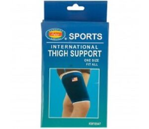 Thigh Sleeve Support Compression Brace Wrap Hamstring Groin Quad