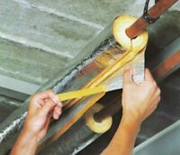 PROFESSIONAL PIPE/DUCT INSULATION SERVICES