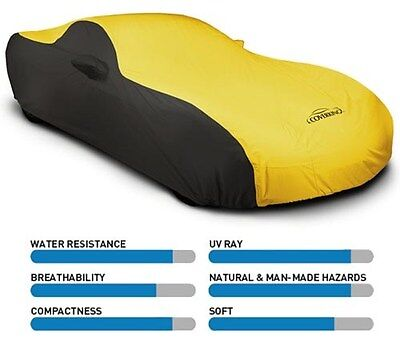 Coverking Two Tone Stormproof Car Cover - Indoor/Outdoor - Best for