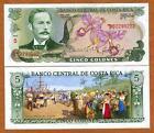 Costa Rica 5 Colones