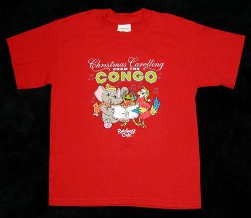 Rainforest Cafe T Shirts Ebay