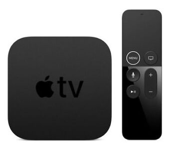 APPLE TV 4K 32GB Digital HDR Media Streamer MQD22LL/A BRAND NEW FACTORY SEALED