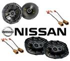 Nissan Frontier Speakers
