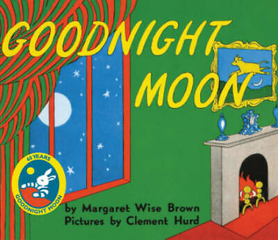 goodnight moon board book by margaret wise