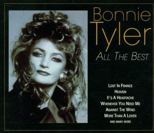 Bonnie Tyler All the best (BMG/AE) [3 CD]