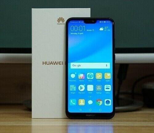 Huawei P20 lite 4gb ram 16mp camera 64gb memory NFC 5 8 inches SD card slot  + box + case | in Stratford, London | Gumtree