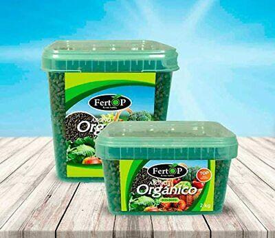 Abono organico ecologico 3,5kg - Fertop