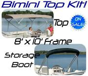 Boat Bimini Top Frame