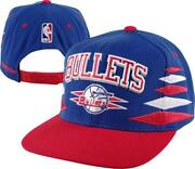 Washington Bullets Snapback