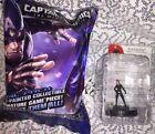 Captain America Super Rare HeroClix War Games