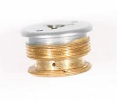 Midwest Quiet Air Replacement Back Cap For Screw Type Chuck Handpiece