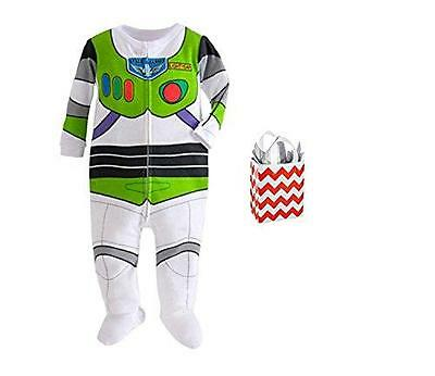 Disney Toy Story Footie Stretchie Baby Boys' Buzz Lightyear