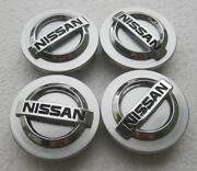 Nissan Wheel Center Caps