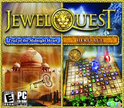 JEWEL QUEST 4 HERITAGE & MYSTERIES 2 Trail of the Midnight