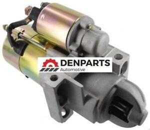 Chevrolet, GMC, Isuzu, Oldsmobile V6 and V8 1994-2005 Starter