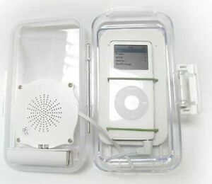 IPHONE, IPOD, MP3 Waterproof Case with Speaker **NEW IN BOX! London Ontario image 5
