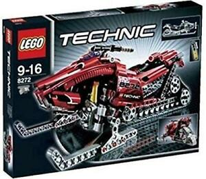 LEGO TECHNIC 8272 Snow Mobile (331pcs)