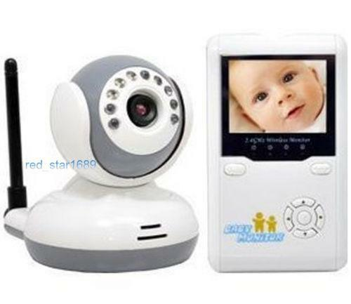 wireless digital baby monitor ebay. Black Bedroom Furniture Sets. Home Design Ideas