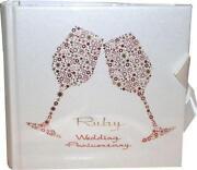 Ruby Wedding Photo Album